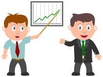 Miúdos e trabalhos - negócio Fotografia de Stock