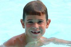 Miúdos na água Imagem de Stock