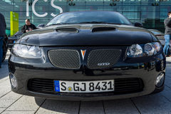 Mięśnia Pontiac GTO Fourth samochodowy pokolenie, 2006 Zdjęcia Stock