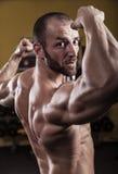 Mięśniowi mężczyzna Zdjęcie Stock