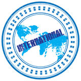 Międzynarodowa foka ilustracji
