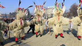 Międzynarodowy festiwal Maskaradowe gry Surva w Pernik zbiory