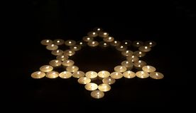 Międzynarodowy holokausta wspominania dzień zdjęcia stock