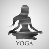 Międzynarodowy joga dzień Fotografia Royalty Free