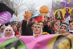 Międzynarodowy kobieta dzień Zdjęcie Stock