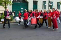 Międzynarodowy praca dzień w Berlin Fotografia Royalty Free