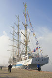 Międzynarodowy regatta, Varna, Bułgaria Zdjęcia Stock