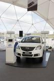 Międzynarodowy samochodu salon Zdjęcie Royalty Free