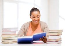 Międzynarodowy studencki studiowanie w szkole wyższa Fotografia Stock
