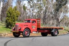 1947 Międzynarodowych KBS 7 TrayTop ciężarówek Zdjęcia Stock