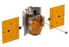 Międzyplanetarna stacja kosmiczna ilustracja wektor