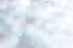 Miękcy błękitni abstrakcjonistyczni miękka część kolory Obraz Royalty Free