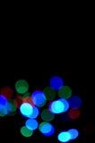 Miękcy kolorów światła zdjęcie royalty free