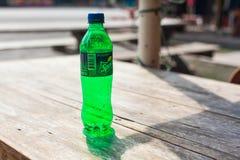 Miękcy napoje są dostępni dla podróżników zdjęcia stock