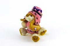 Miękka część i mokiet zabawki Zdjęcie Stock