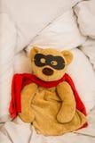 miękka część zabawkarski super bohater Fotografia Stock