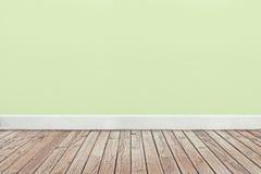 Miękka część zielony pokój Zdjęcia Stock