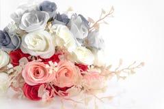 Miękka ostrość, rocznik róży kwiat Fotografia Stock