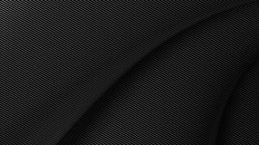 miękka węgla włókna tła 3d ilustracja 3d Fotografia Stock