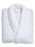 miękki bathrobe biel Zdjęcie Stock