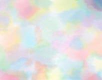 Miękki pastelowego colour manii tło Obrazy Stock