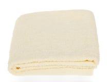 Miękki, puszysty ręcznik, zdjęcia royalty free