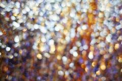 Miękkich świateł abstrakcjonistyczny tło - miękka część kolory zdjęcia stock