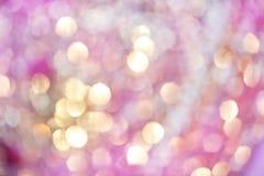 Miękkich świateł abstrakcjonistyczny tło - miękka część kolory zdjęcia royalty free