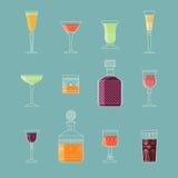 Miękkich napojów ikona ilustracja wektor