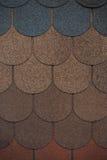 Miękkiej części płytka dla dachów Zdjęcie Royalty Free