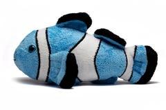 miękkiej części rybia pluszowa zabawka Zdjęcia Royalty Free