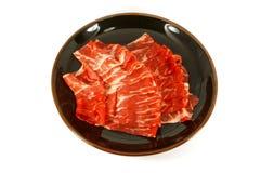 mięsa wołowiny rozebrać wagyu premii Zdjęcia Royalty Free