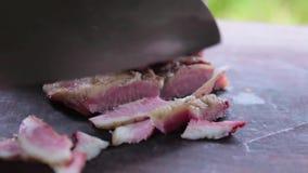 Mięsa złącze umieszczający na pokładzie zbiory