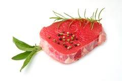 mięsna czerwień Fotografia Royalty Free