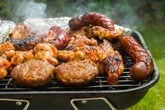 Mięsna kolekcja Zdjęcie Stock