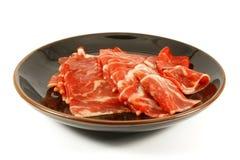 mięsna wołowiny premia obdziera wagyu Zdjęcia Royalty Free