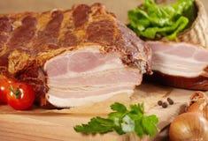 mięso dymiący Obrazy Stock