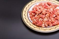 mięso mince Zdjęcia Royalty Free