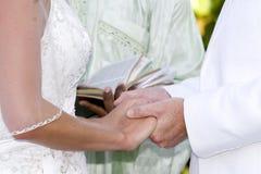 miłość ślubowania Obraz Stock