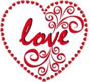 miłość Zdjęcia Stock