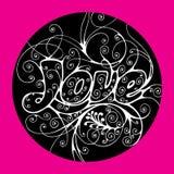 miłość Obrazy Royalty Free
