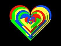 Miłość 301 Obrazy Stock