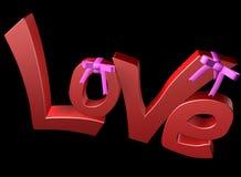 miłość Fotografia Royalty Free