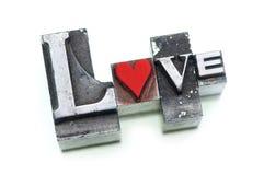 miłość Zdjęcie Royalty Free