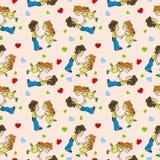 Miłość chodak Obraz Royalty Free