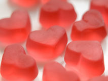 miłość cukierki Zdjęcia Stock