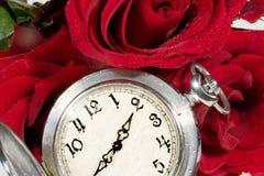 miłość czas Obrazy Royalty Free