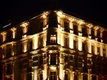 Miłość hotel Fotografia Stock