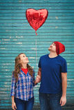 Miłość i afekcja Obraz Stock