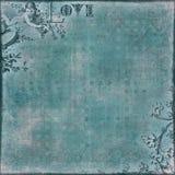 miłość jest tło album walentynki obraz stock